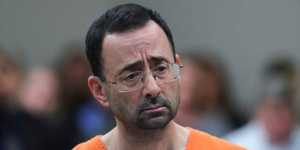 USA Gymnastics doctor convicted of sexual assault was scolded by the judge for writing a letter saying he couldn't handle 4 days of testimony from victims