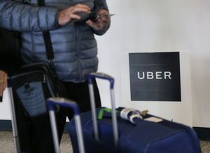 Uber customers torn between scandals and service