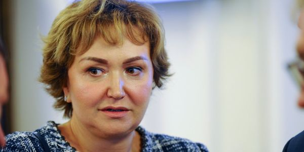 A Russian airline tycoon worth $670 million was killed in Germany after her private plane crashed just minutes before landing