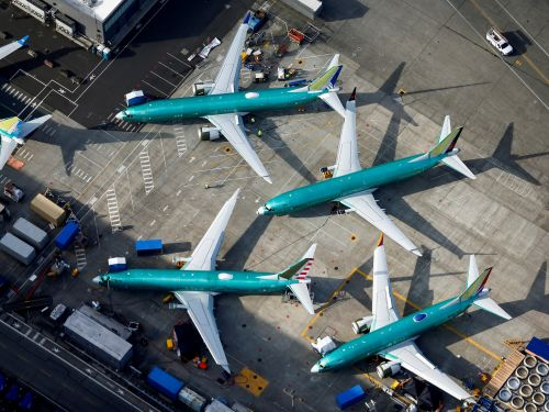 Boeing CEO admits 'mistake' with 737 Max ahead of Paris Air Show, as analysts note 'ominous dark cloud' hanging over the entire industry