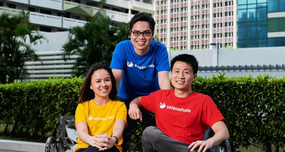 Singapore's SalesWhale raises $5.3M to bring AI to sales and marketing teams