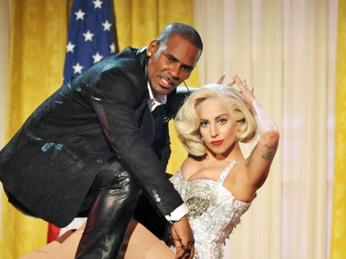 R. Kelly lashed out at Lady Gaga after she publicly condemned him and pulled their song from digital music sites