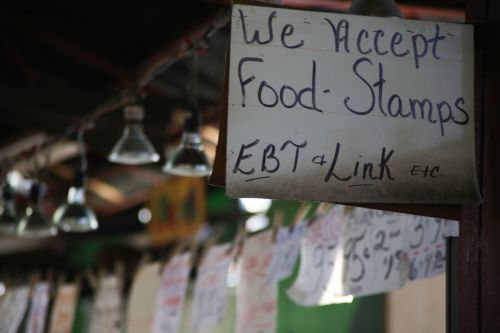 The government shutdown is forcing millions of Americans to stretch their monthly food benefits to the limit