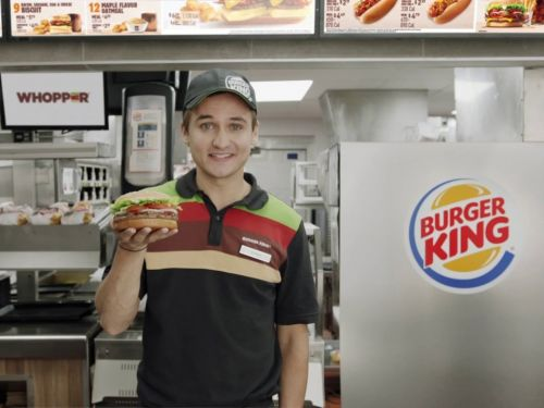 A Burger King exec says the people who are most successful at the company have a distinct trait in common