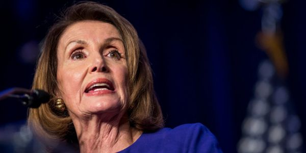 Nancy Pelosi is using gender to win over progressives in her fight to become House speaker
