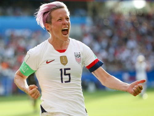 USWNT captain Megan Rapinoe wants the quarterfinal against France to be a 's-tshow circus' in what could be the most anticipated match in Women's World Cup history