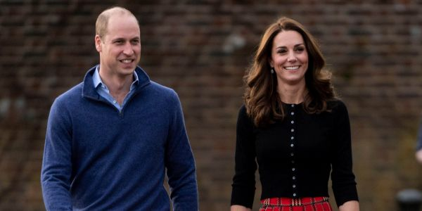 William and Kate will stay in a separate cottagefrom the rest of the royal family on their visit to Scotland