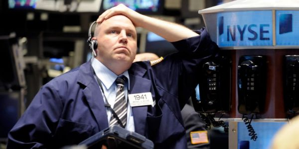 Equities slide on trade war concerns - 'This market is trading on the whimsy of Donald Trump'