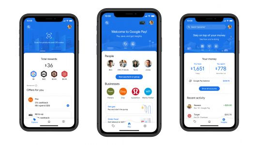 Google Pay gets a major redesign with a new emphasis on personal finance