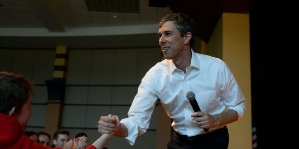 Beto O'Rourke just endorsed a healthcare idea called 'Medicare for America' which differs in some major ways from Bernie Sanders' 'Medicare for All' plan