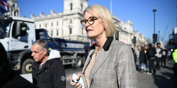 Minister Margot James quits to block Boris Johnson from shutting down parliament to force a no-deal Brexit
