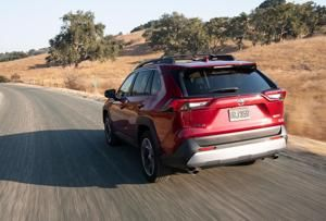 Auto review: 2019 Toyota RAV4 gets rugged, ready for Adventure