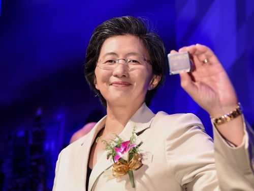 AMD's CEO was at Google's big streaming video-game unveiling, and it may hint big plans for the future
