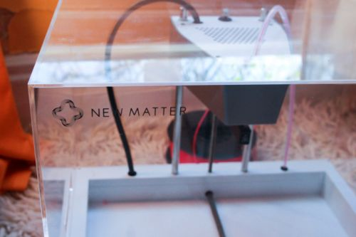 3D printing company New Matter is shutting down this month