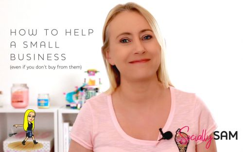 How To Help A Small Business