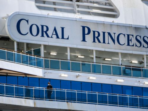 A cruise ship with two coronavirus deaths and at least 12 infections just docked in Miami - take a look at how it ended up there