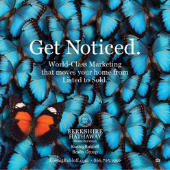 Berkshire Hathaway HomeServices KoenigRubloff Realty Group Debuts 'Get Noticed' Ad Campaign