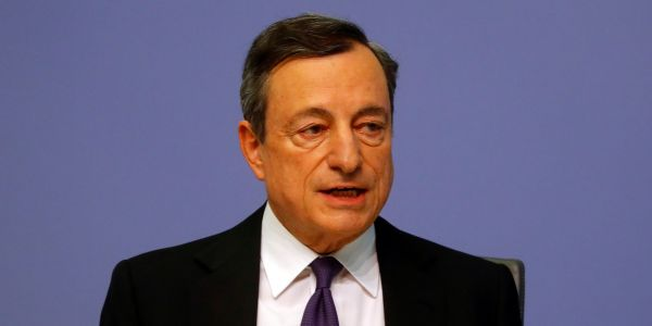 The European Central Bank just called time on its $3 trillion stimulus programme