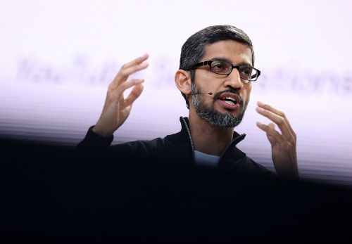 Google parent Alphabet has a $115 billion pile of cash that could be used to boost its stock, analyst says