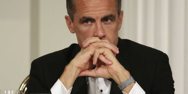 The Bank of England is heading for 'a car crash' when the next financial crisis starts