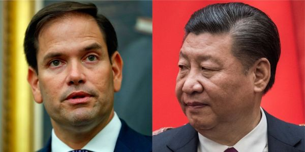 China tells Congress to back off after planned legislation looks to sanction Beijing over imprisoning Muslims