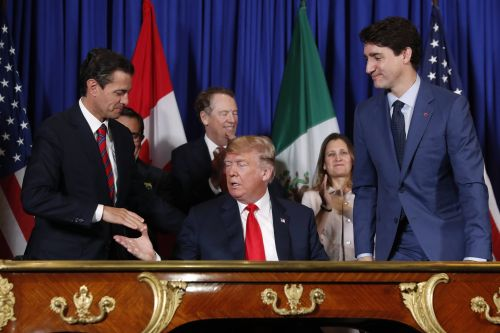 Trump is getting closer to a win on a new NAFTA. But his Mexico tariff threats could undermine a deal
