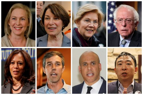 How the INSIDER 2020 Democratic primary tracker works