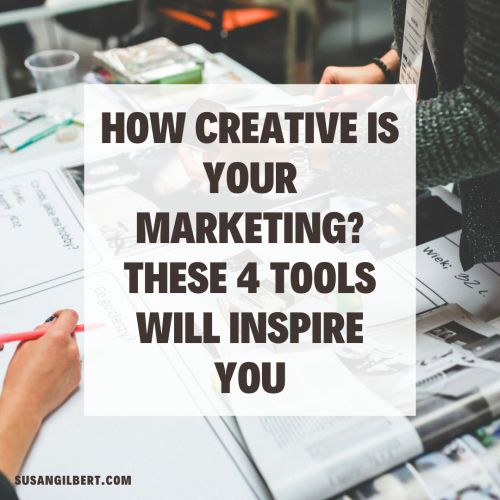 How Creative is Your Marketing? These 4 Tools Will Inspire You