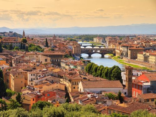 Round-trip flights to Italy and France are super cheap if you book them right now