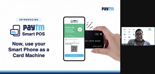 India's Paytm turns Android smartphones into POS machines in merchants push