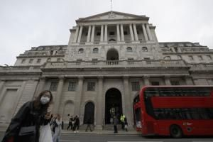 Bank of England says economic outlook 'unusually uncertain'