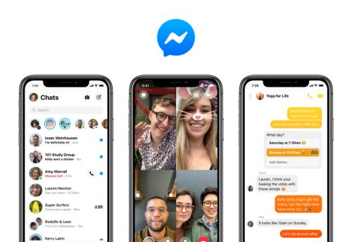 Here's What's New in Facebook's Revamped Messenger