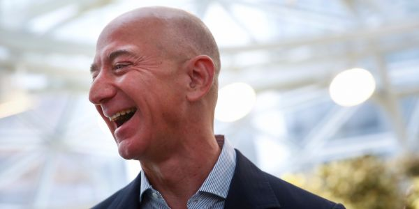 Amazon is bigger than Microsoft for the first time