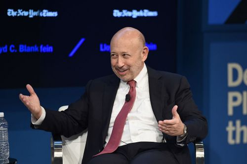 The starting gun has fired on a new race for succession at Goldman Sachs