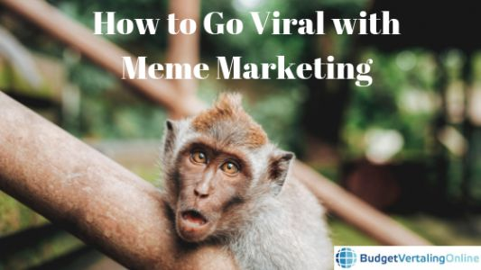 How to Go Viral with Meme Marketing