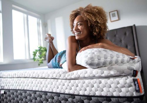 I've been sleeping on this $300 cooling mattress topper - it's expensive, but it relieves pressure and keeps me from overheating