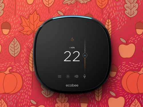 This smart thermostat can automatically adjust your home's temperature to lower your energy bill - and it's $40 cheaper today only
