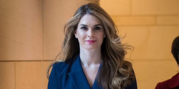 Hope Hicks just agreed to testify about the Mueller probe, which is a huge win for Congress