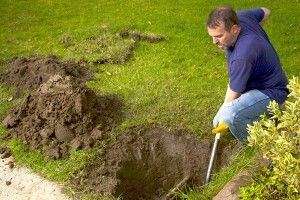Call before you dig - 811 nationwide