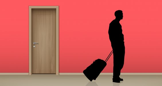 Airbnb hosts can kick you out after you've checked in