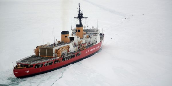 The Coast Guard is asking for $15 million to keep its only heavy icebreaker afloat - and for $750 million to finally build a new one