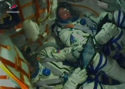 'Our toehold in space is at extreme risk': Russia's rocket failure leaves NASA astronauts with no way to get into orbit