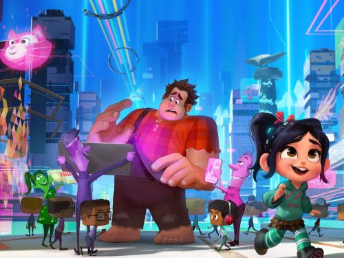 'Ralph Breaks the Internet' is a hilarious must-see sequel, but it's not better than the original