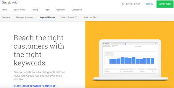 How to Do Keyword Research Using Google's Free Keyword Planner