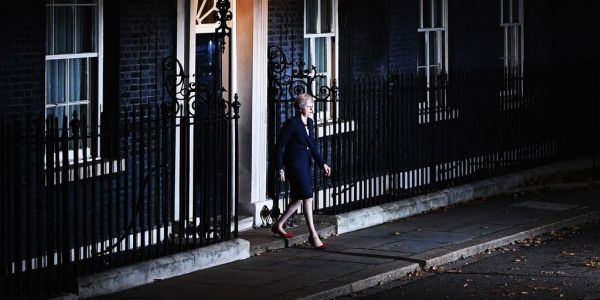 Theresa May's premiership is now rapidly running out of road