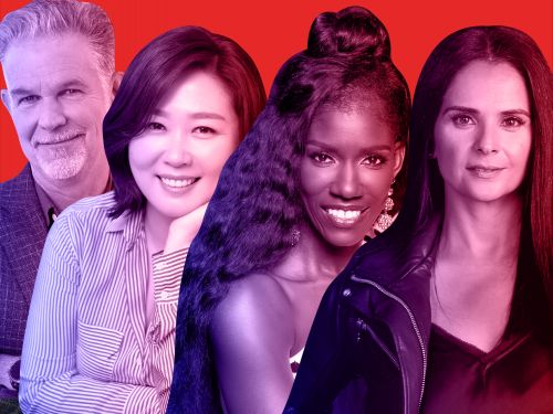 Netflix has an elite team of 23 execs called the 'Lstaff' that helps make the company's biggest decisions. Here are the members and their roles