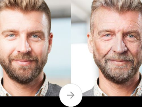 A psychologist explains why everyone is obsessed with a new viral app that shows what you'll look like when you're old
