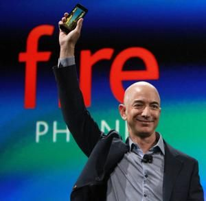 Jeff Bezos: Tech companies shouldn't 'turn their back' on U.S. government