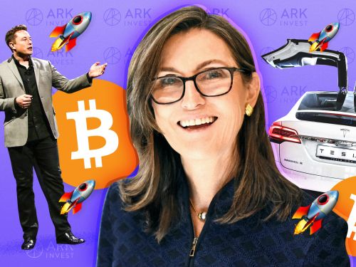 ARK CEO Cathie Wood explains why she is 'very excited' about NFTs, the collectible tokens that are trading for millions online - and shares her latest thoughts on 5 top holdings, including bitcoin