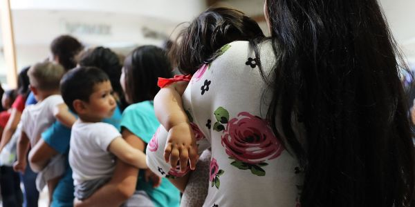ICE left an immigrant mother and her 6-month-old infant stranded at a bus stop after reuniting them, lawyers allege